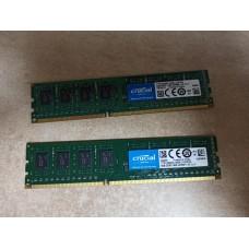 ОЗУ Crucial DDR3 4Gb 1600MHz