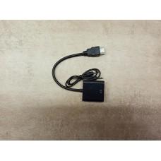 Переходник ( конвертор ) HDMI-VGA audio